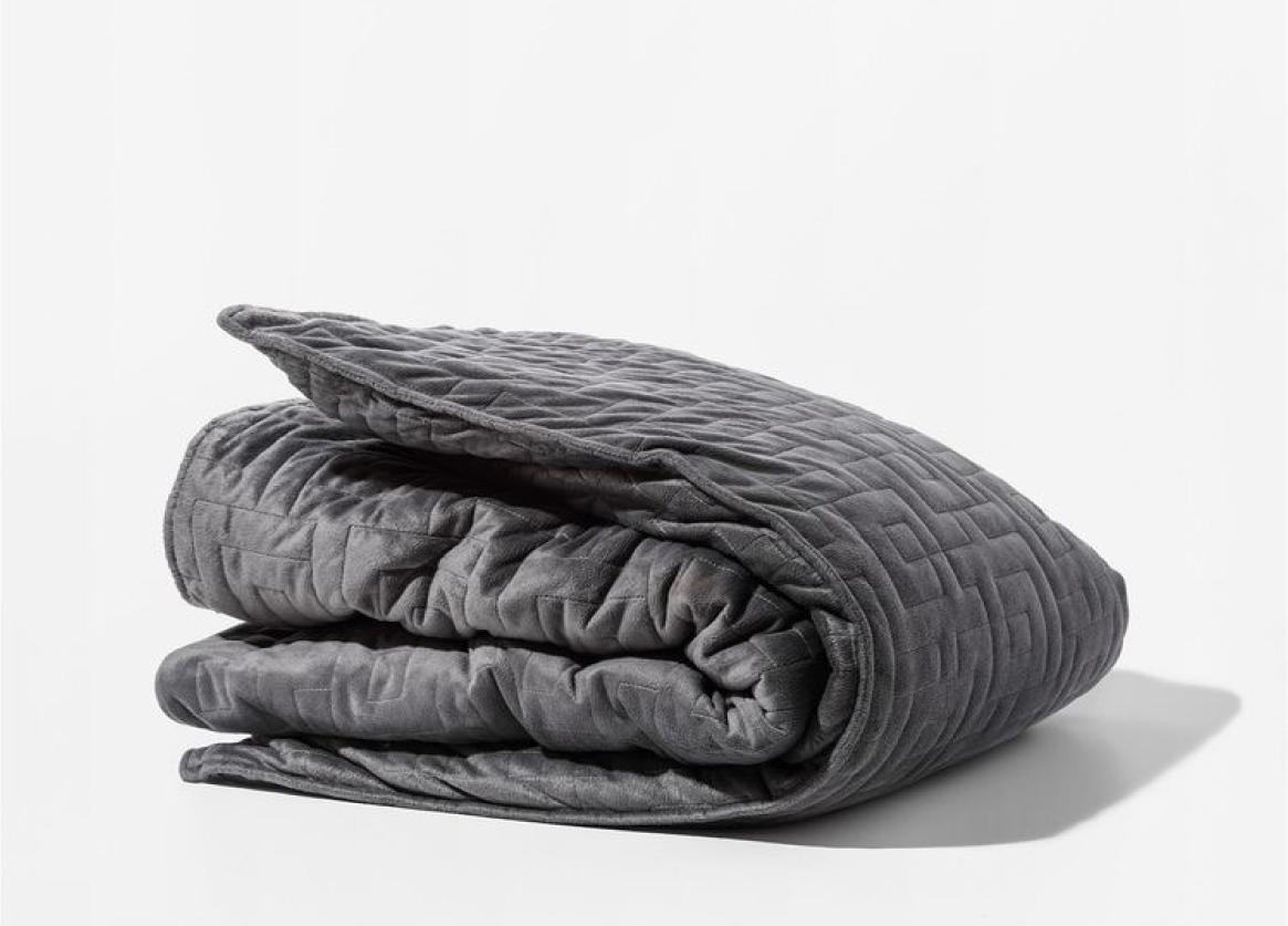 Преимущества тяжелого одеяла inn sleep